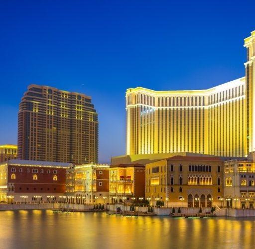 macau casinos by night