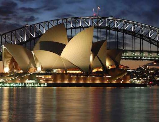 australia sydney bay
