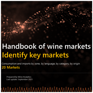 cover report identify wine markets
