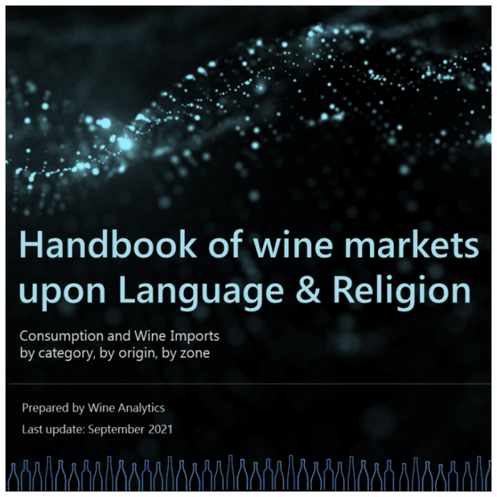 cover report wine markets upon language and religion